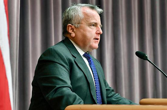 Салливан сообщил о поручении Байдена остаться послом США в России