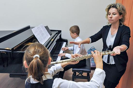 Преподавателей музыкальных школ, колледжей и вузов хотят поддержать грантами