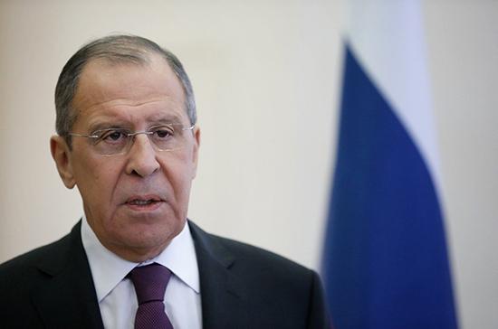Лавров: США предупредили об авиаударе по Сирии за несколько минут до него