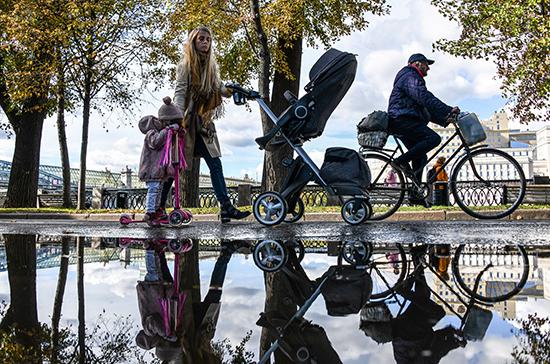 В России изменились правила начисления выплат на детей до трёх лет