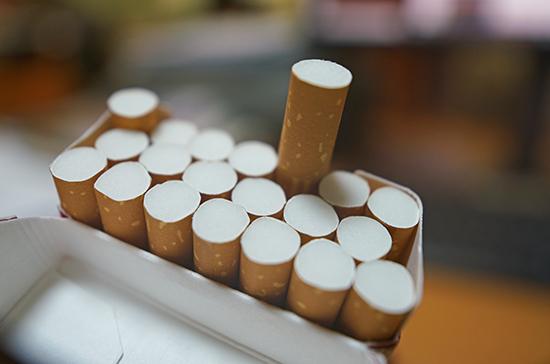 Депутаты предложили ввести обязательную регистрацию оборудования для производства сигарет