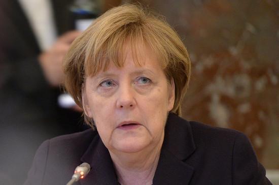 Меркель: пандемия COVID-19 продемонстрировала опасность вмешательства человека в природу