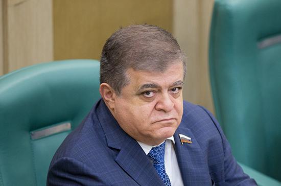 Джабаров: новые санкции ЕС должны повлечь ответные меры