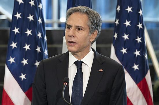 Блинкен: США хотят работать с Россией по стратегической стабильности после новых санкций