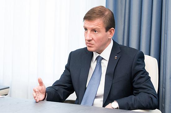 Турчак предложил проконтролировать финансирование проекта «Земский работник культуры»