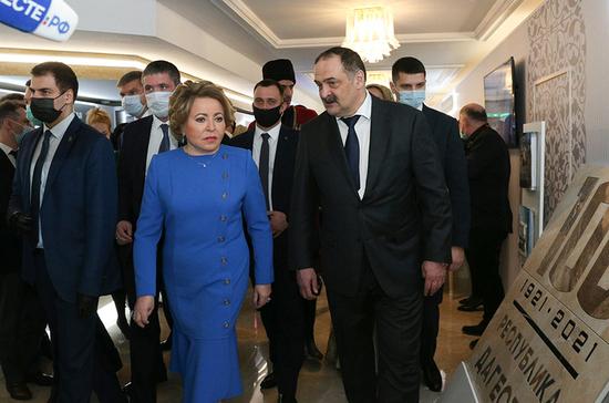 Дагестан просит сенаторов помочь с электроснабжением