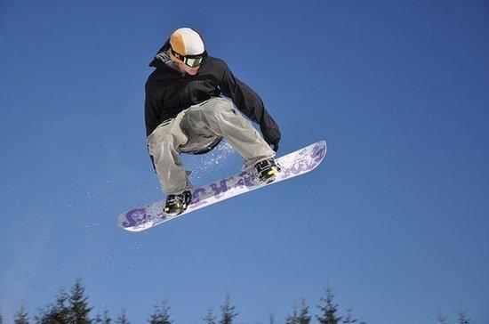 Красноярск лишился права принять чемпионат мира 2025 года по сноуборду и фристайлу