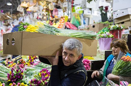 В ФТС заявили о двукратном росте импорта цветов в Россию