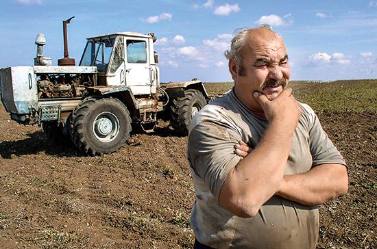 Новый механизм агрострахования хотят запустить уже с мая
