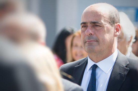Нацсекретарь итальянской Демпартии подал прошение об отставке