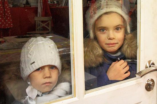 В России подготовят меры по профилактике социального сиротства в 2022-2025 годах