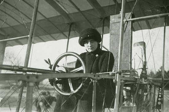 Как сложилась судьба первой женщины-пилота