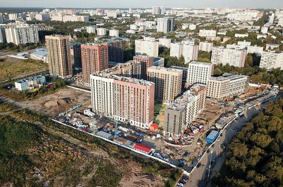 Всероссийская реновация может начаться уже в июне