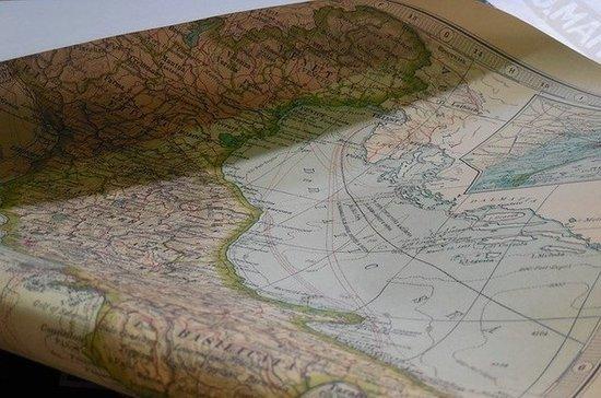 Неверное отображение госграниц России на картах хотят запретить