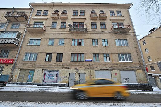 Чернецкий предложил переселять людей из аварийных домов в жильё соцнайма