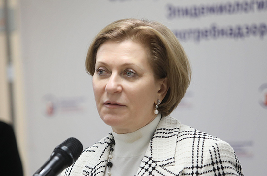 Попова рассказала, с чем связаны риски подъёма заболеваемости коронавирусом