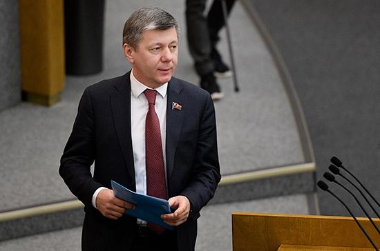 Новиков ответил на заявление японского политолога о блокировке Южных Курил