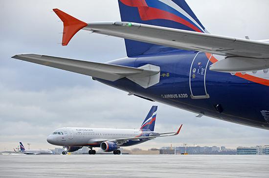 Российским авиакомпаниям хотят запретить регистрировать самолёты за рубежом