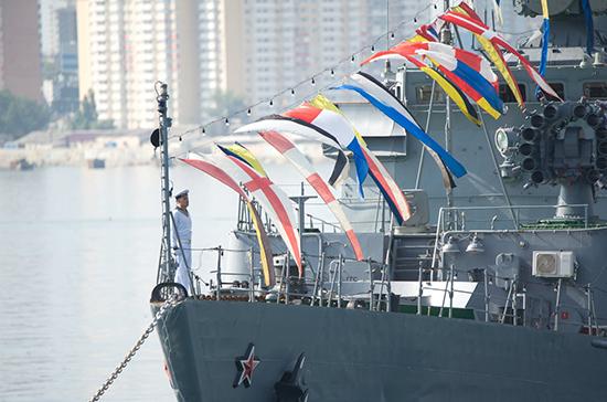Российские военные взяли на контроль вошедший в Чёрное море корабль ВМС Испании