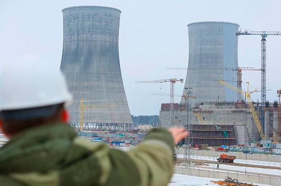 Белоруссия сможет выплатить России кредит на строительство АЭС позжем