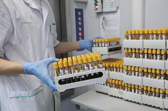 В России выявили 10 083 новых случая заражения COVID-19