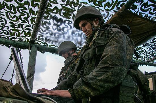 На российской базе в Таджикистане провели антитеррористические учения