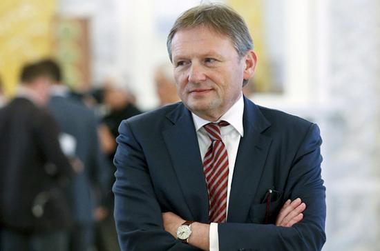 Борис Титов: Россия должна стать страной обеспеченных людей