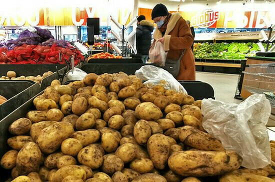 Россельхознадзор попросил приостановить поставки картофеля из Казахстана