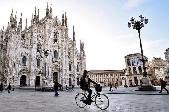 В Италии за сутки резко выросло число госпитализаций с коронавирусом