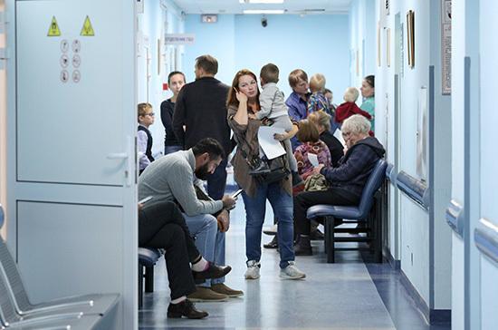 Медосмотры в России в 2020 году прошли 35 млн человек
