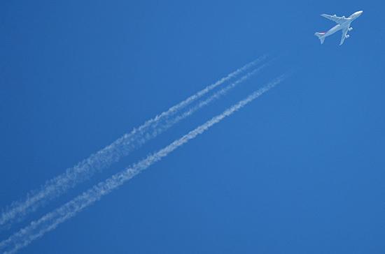 Россия продлила приостановку авиасообщения с Британией до 16 апреля
