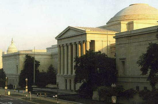 Национальная галерея США отмечает юбилей