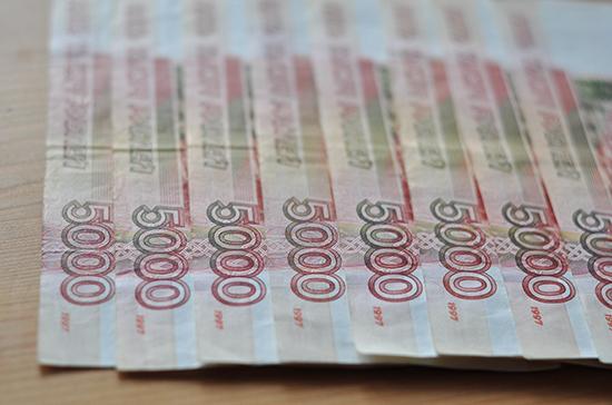 Росстат зафиксировал снижение объема задолженности позарплатам в стране