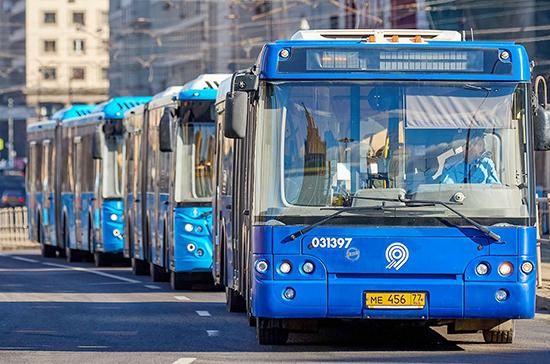 Регионам предложили самостоятельно определять срок «годности» автобусов