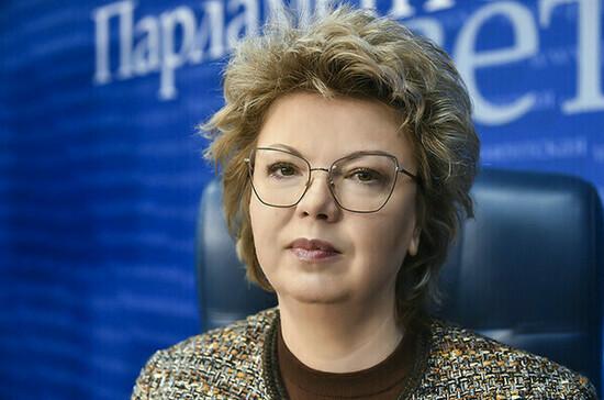 Ямпольская предложила ввести пенсионные льготы для творческих работников