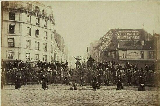 Парижская коммуна: история