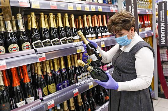 Регионам хотят добавить полномочий по контролю за продажей алкоголя