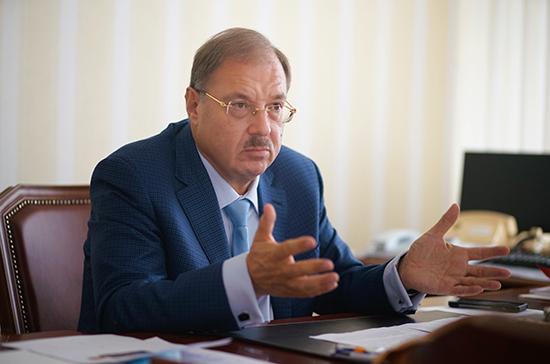 Пайкин призвал Минспорт активнее развивать инфраструктуру на селе