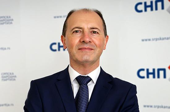 Сербский депутат прокомментировал слова Байдена о Путине