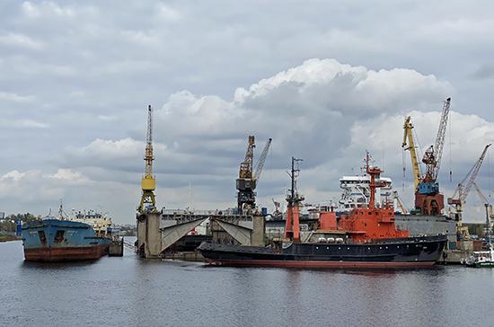 Плавучие хранилища сжиженного газа предлагают регистрировать в международном реестре судов
