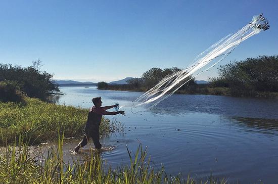 Вместо рыбоохранных зон предлагают создать рыбохозяйственные заповедники
