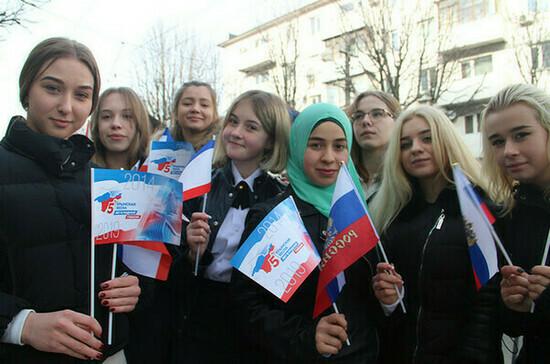 Семь лет назад Крым воссоединился с Россией