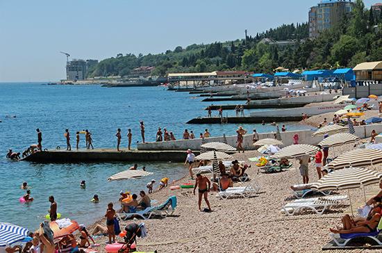 Глава Ростуризма рассчитывает на рост турпотока в Крым в 2021 году