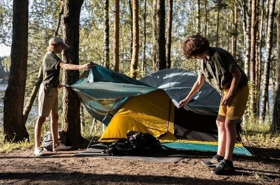 Отдых в палатках не заменит детям обычные лагеря