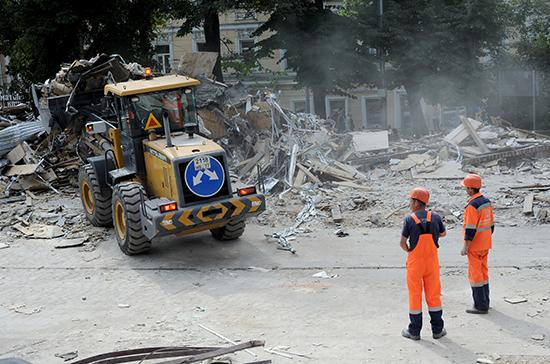 В России предлагают ввести прямую ответственность глав муниципалитетов за самострои