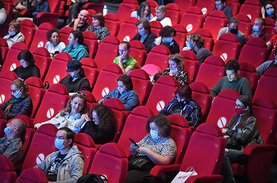 Минкультуры снова хочет дать кинотеатрам право запрещать пронос своей еды в залы