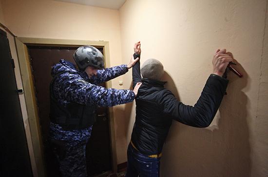 В Геленджике и Ярославле задержали 14 украинских экстремистов