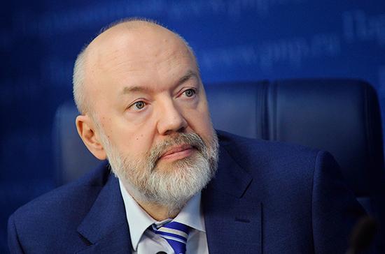 Крашенинников подал документы на праймериз «Единой России»