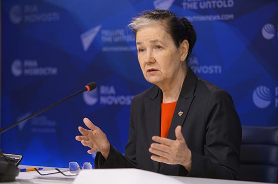Хованская рассказала, что могло бы предотвратить взрыв газа в Химках