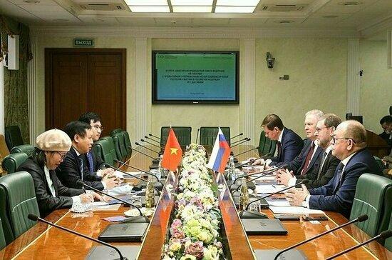 Косачев: российско-вьетнамские межпарламентские контакты имеют тенденцию к росту